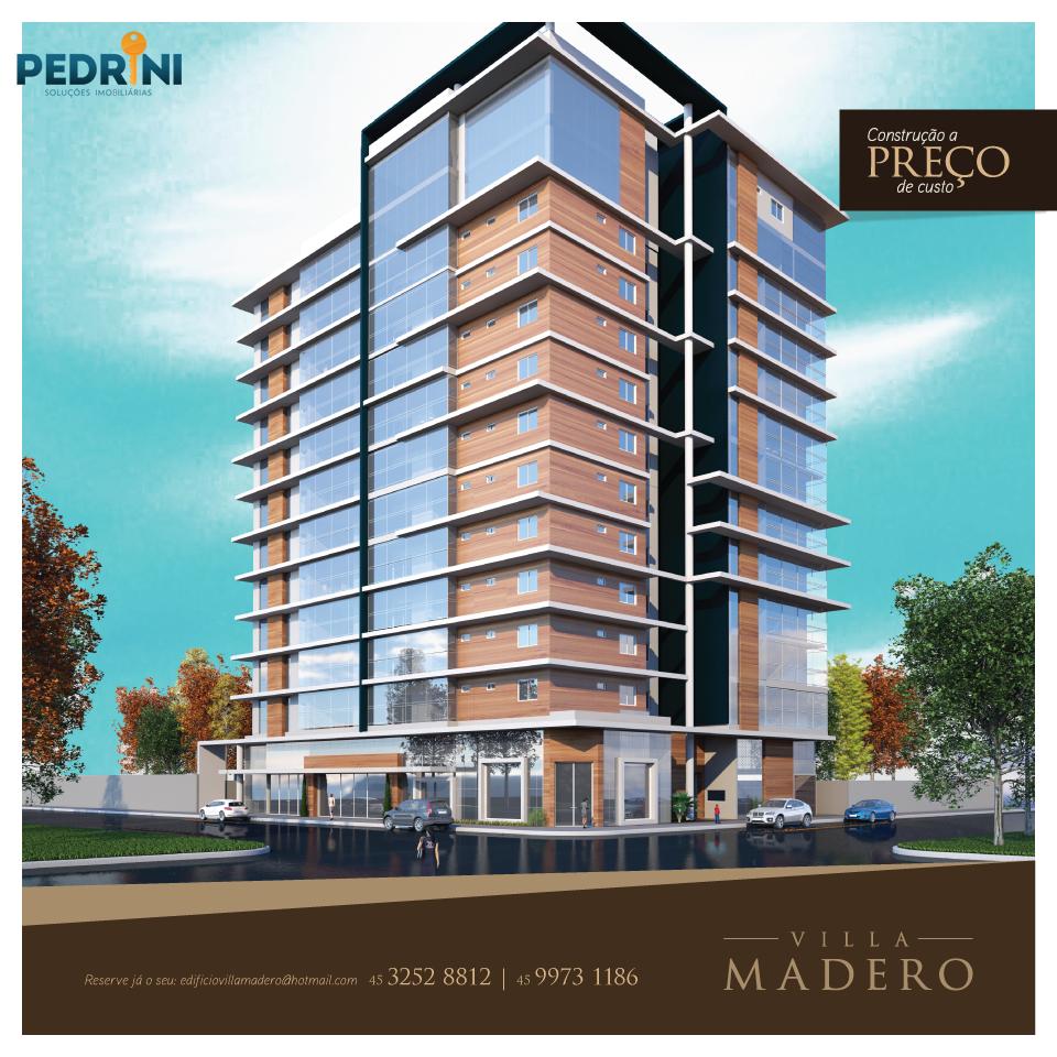 Edifício Villa Madero - Construção a preço de custo