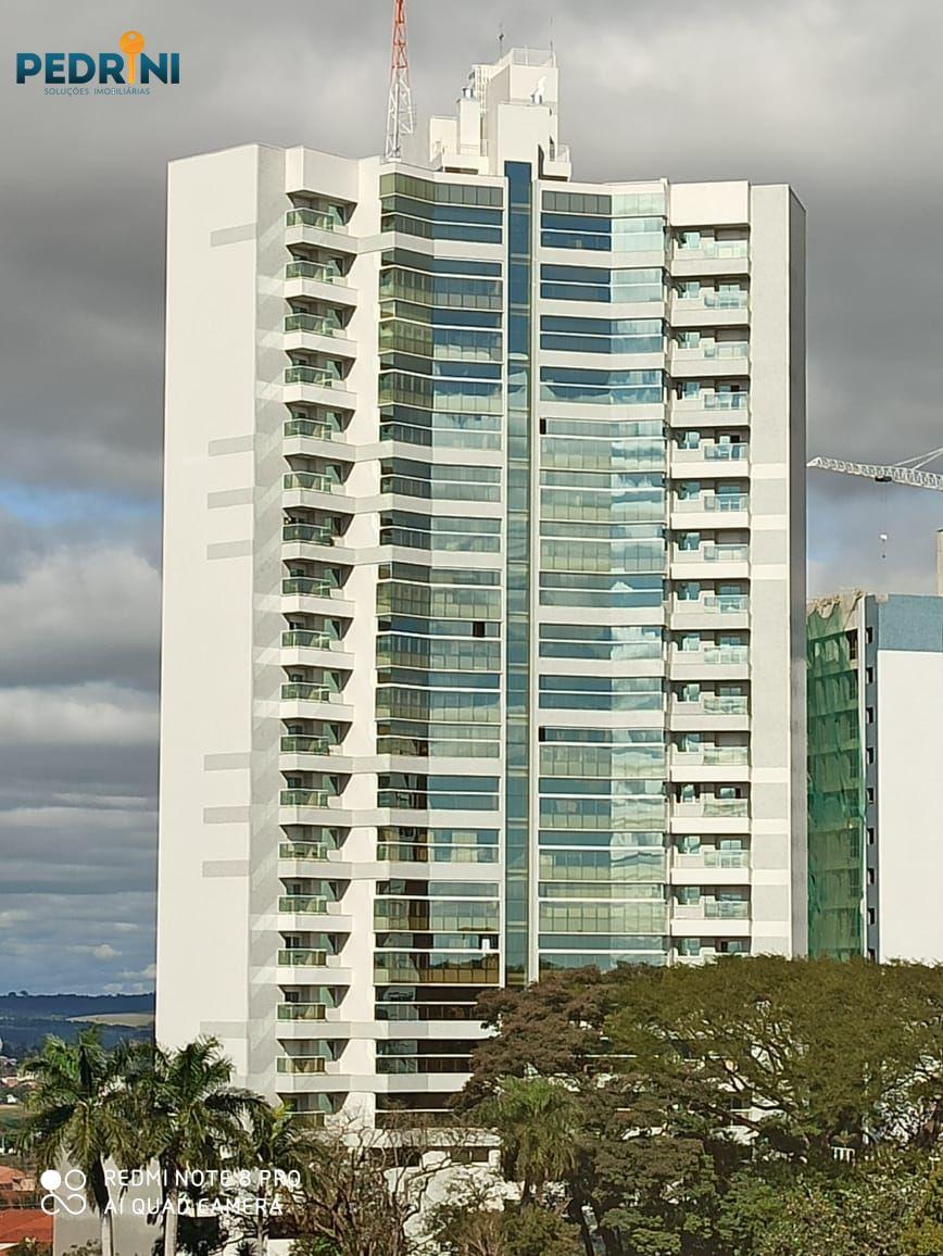 Apartamento semi-mobiliado Edifício Aliança