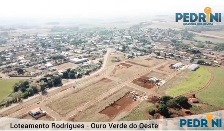 Loteamento Rodrigues em Ouro Verde Do Oeste